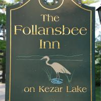 Follansbee Inn on Kezar Lake