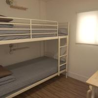 Female Twin Room with Bunk Beds