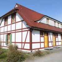 Hotelbilleder: Ferienwohnung in Bakenberg auf Rügen, Nonnevitz