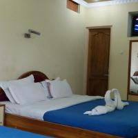 Deluxe 4 Bedded Room with Sea View