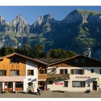 Hotel Pictures: Hotel Restaurant Bergheim, Flumserberg