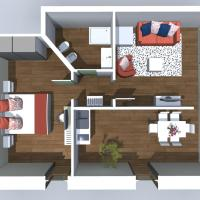 One-Bedroom Apartment - Ground Floor with Mountain View