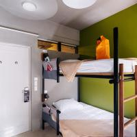 Private Twin Room with Bunk Bed