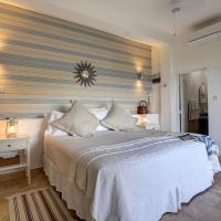 King or Twin Room with Patio and Sea View - Old Laundry