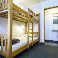 Bed in 4-Bed Female Dormitory Room with Private Bathroom