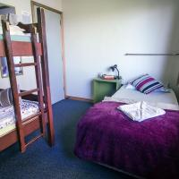 Bed in 3-Bed Mixed Dormitory Room with Shared Bathroom