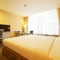 Twin or Deluxe Double Room