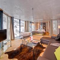 Suite 50 with Matterhorn View