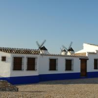 La Casa El Yelmo De Mambrino