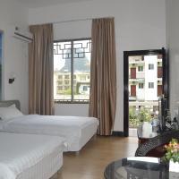 Twin Room with Balcony