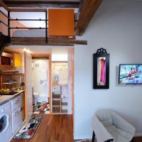 Studio with Double Mezzanine (3 Adults) - E5GD Simply Orange