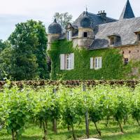 Hotel Pictures: Château de Labro - Chateaux et Hotels Collection, Onet le Château