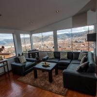 Apartment with Mountain View