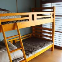 Bed in 4-Bed Female Dormitory Room - Shared Bathroom