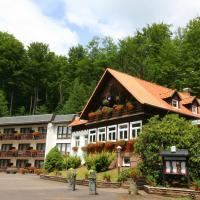 Hotel Pictures: Hotel-Restaurant Jagdhaus Heede, Hannoversch Münden