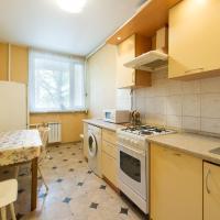 One-Bedroom Apartment - Oruzheyniy Pereulok 5