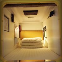 Deluxe Bed in 6-Bed Dormitory Room