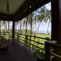 Beachfront Twin Room (Ground Floor)