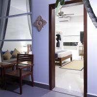 Deluxe Twin Room with Pool View