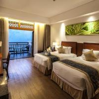 Mainland Chinese Citizens - Superior Twin Room with Mountain View