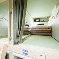 2 Beds in Female Dormitory Room