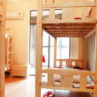 Bed in 6-Bed Female Dormitory Room Ensuite