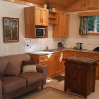 The Milking Shed One-Bedroom Cabin