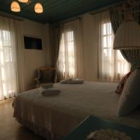 Deluxe Double Room with Sea View and Fireplace
