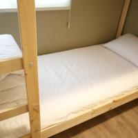 Twin Room with Bunk Beds with Shared Bathroom