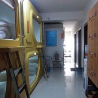 Bed in 30-Bed Dormitory Room