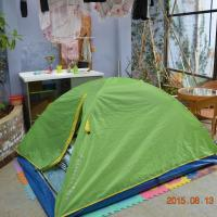 Tent with Garden View