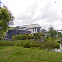 Villa with Garden View