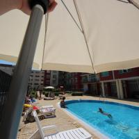 Studio with Pool View (2 Adults + 2 Children)