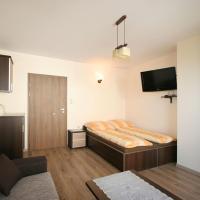 Quadruple Room with Balcony and Vistula Lagoon View