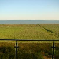 Double Room with Tarrace and Vistula Lagoon View