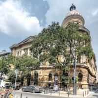 Apartment - Split Level - 15 Iranyi street, Budapest 1056