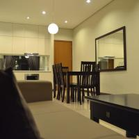 Deluxe Superior Three-Bedroom Apartment with City View