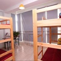 Mainland Chinese Citizens-Bed in 4-Bed Male Dormitory Room