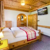 Comfort Double Room with Balcony and Mountain View