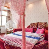 Round Bed Room