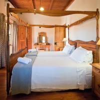 Three-Bedroom Chalet - Bushman Cottage