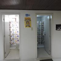 Basic Triple Room with Shared Bathroom