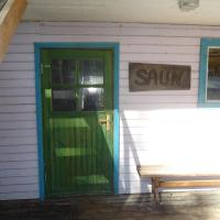 Holiday Home with Sauna (8 Adults)