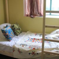 small Bed in Dormitory Room