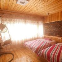 Deluxe Twin Room with futon mat