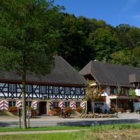 Hotelbilleder: Schwarzwaldgasthof Hotel Schlossmühle, Glottertal