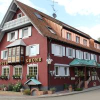 Hotelbilleder: Parkhotel Krone, Emmendingen