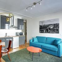 One-Bedroom Apartment with Sofa Bed