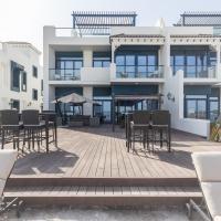 Deluxe Six-Bedroom Beach Villa East