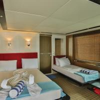 Luxury Charter boat
